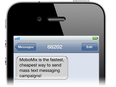 MoboMix Mass Text Messaging
